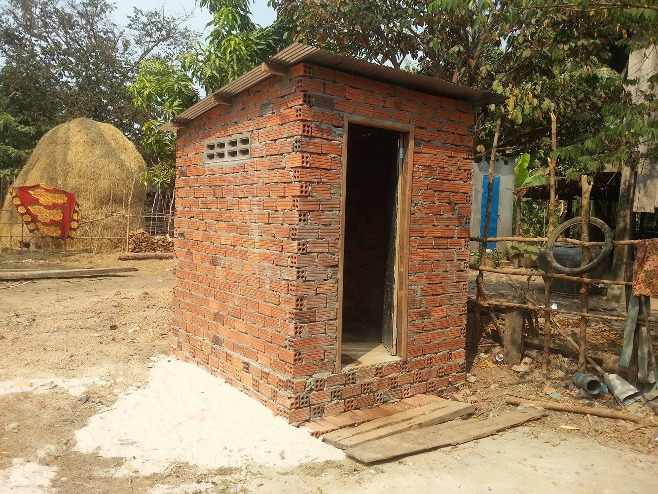 Drie openbare toiletten gerealiseerd