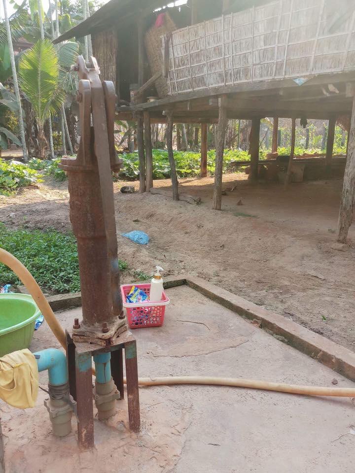 Waterpomp Phumthmey village