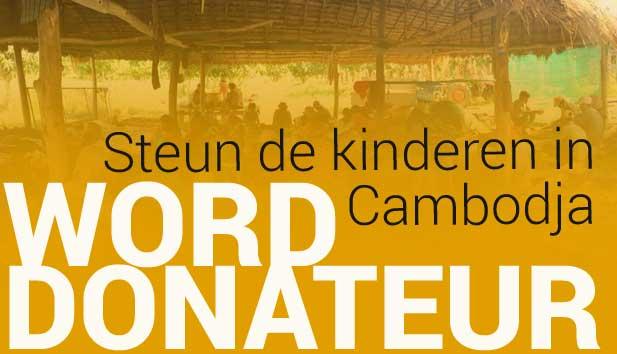 Word donateur!